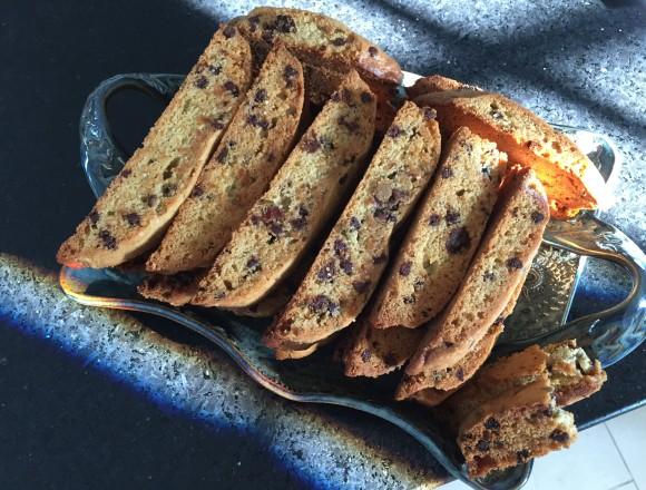 biscotti slices