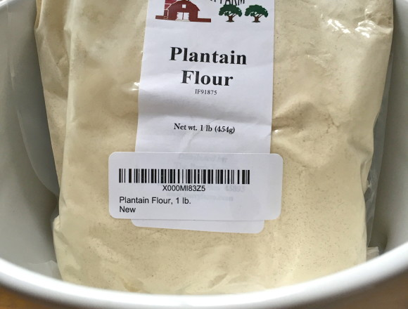 plaintain flour