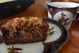 hawthorn blueberry petit pain