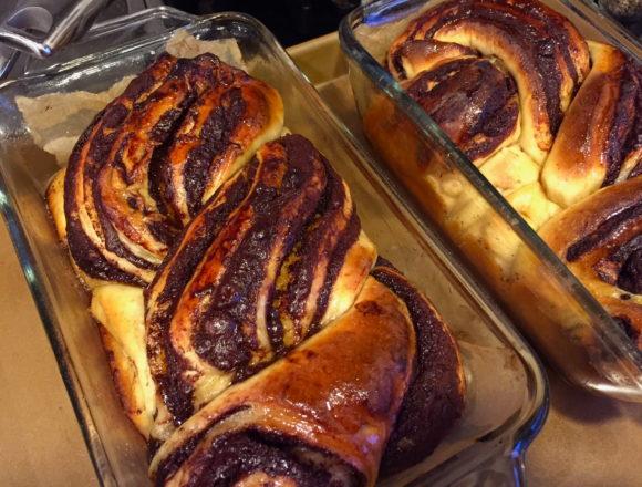 2 babka loafs