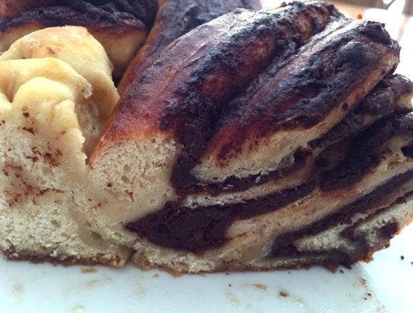 inside a loaf