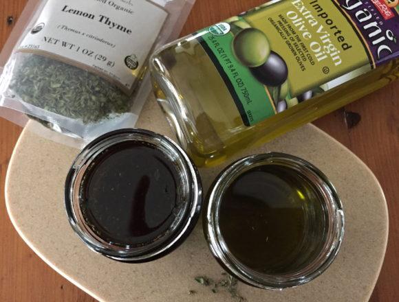 infused oil ingredients