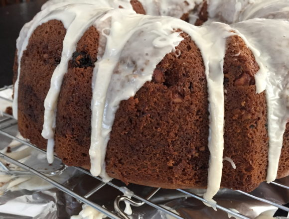 budapest coffee cake
