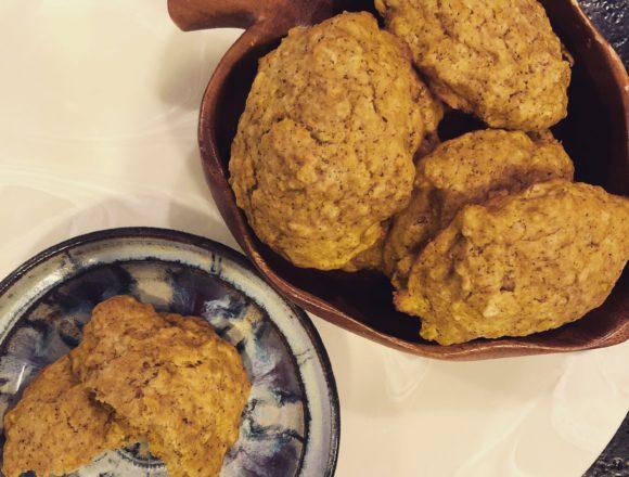 butternut squash drop biscuits
