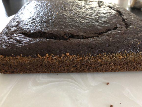 reishi mushroom infused cake