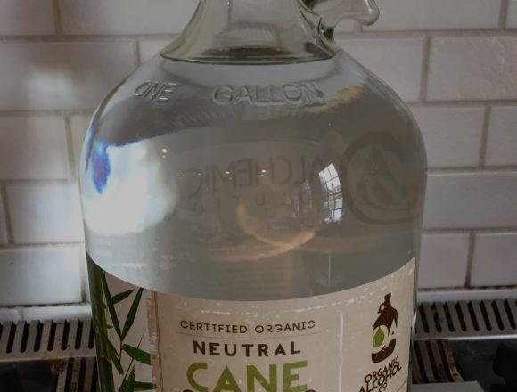 organic grain alcohol
